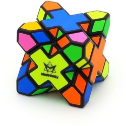 Messed up Skewb Xtreme