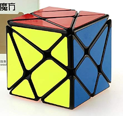 Solved YJ 3x3 cube